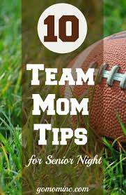 senior night is your opportunity to give pas and players a truly special time that helps
