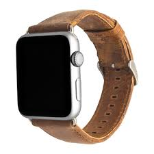 for apple watch series 3 band ibazal apple watch strap genuine leather band iwatch strap replacement strap for 42mm apple watch series 3 series 2 series 1