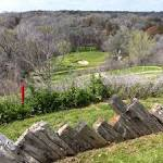 Pine Forest Golf Club, Bastrop County, Texas - Golf time