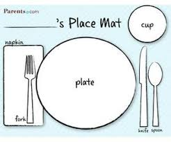 Table Setting Templates Free Table Setting Powerpoint Templates Free Ppt Table