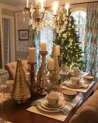 Full Size of Home Design:glamorous Christmas Dining Room Table Decorations  Home Design Mesmerizing Christmas ...