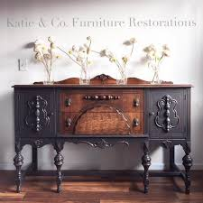 renovating furniture ideas. glorified buffet in java and custom milk paint mix renovating furniture ideas r