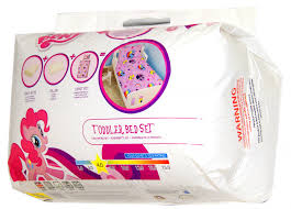 more views my little pony junior bed set