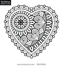 Mandala Coloring Pages Colored At Getcoloringscom Free Printable