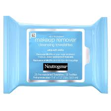 neutrogena makeup remover cleansing towelettes refill pack25ea
