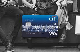citi rewards card review top ping credit card