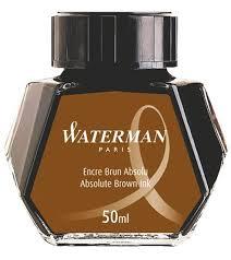 Waterman Bottled Ink 50ml Fountain Pen Ink