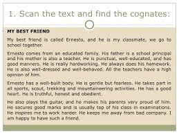 descriptive essay about a best friend should descriptive essay about a best friend
