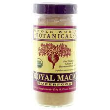 <b>Royal Maca</b>   Whole World Botanicals