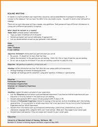 Proper Resume Objective 786 Best Cover Latter Sample Images On