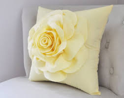 pale yellow pillows.  Pale To Pale Yellow Pillows R