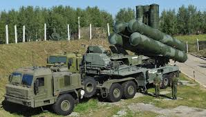 Image result for S-400 surface-to-air missile system