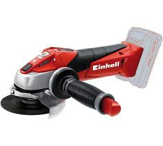 cordless grinder. einhell power x change cordless angle grinder - 18v g