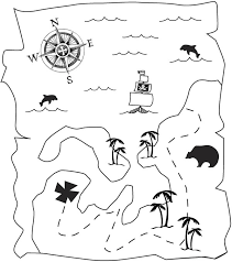 Small Picture Caribbean Map Coloring Coloring Pages