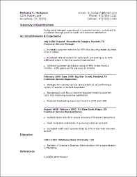 examples of customer service resumes great resume examples for customer service examples of resumes