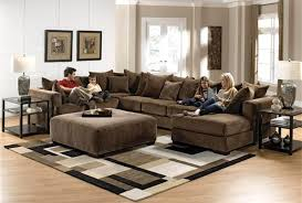 living room ideas with sectionals. Lush Living Room Sets Sectionals Amazing Sectional Ideas In Rooms L Fec.jpg With A