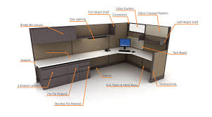 image image office cubicle. Office Cubicle Options That Create The Perfect Workspace | Devon Furniture Image