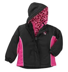 Walmart Coupon Code - Faded Glory 4 in 1 Boys and Girls Coats $9.00