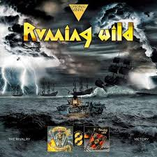 <b>RUNNING WILD</b> - <b>Original</b> Vinyl Classics: The Rivalry + Victory / 2-LP