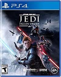 Star Wars Jedi Fallen Order Playstation 4 Amazon Com
