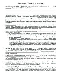 Free Rental Forms To Print And Printable Agreement Form Lease Blank ...