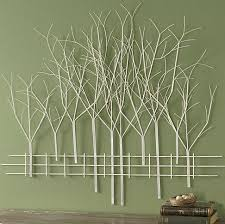 tree stick wall art
