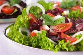 fresh garden salad.  Fresh Fresh Garden Salad To