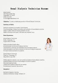 dialysis technician resume sample resume of patient care nurse dialysis technician resume sample resume of patient care nurse tech nurse tech resume