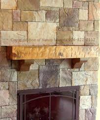 antique wood fireplace mantels