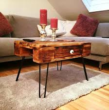 Pallet Coffee Table Rustic Coffee Table Pallet Style CoffeePallet Coffee Table With Hairpin Legs