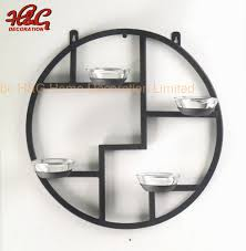 china metal tealight candle holder for