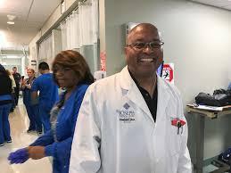 A Houston Emergency Room Works Around The Clock To Help Hurricane Victims :  Shots - Health News : NPR