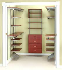 rubbermaid closet home depot closet system home depot hanging rods shelves and drawers u shaped closet rubbermaid closet home depot