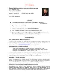Stunning Resume Or Cv Usa Pictures Inspiration Entry Level