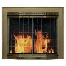 fireplace replacement glass calgary vancouver bc doors for prefab