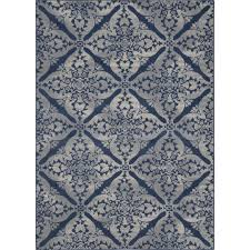 nuloom modern abstract vintage blue area rug square grey cobalt light and white rugs creative decoration