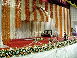 Marriage Set Design Hindu Decoration Simply South Wedding