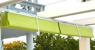 retractable pergola shade cloth retractable canopy kit retracted shade canopy on brown pergola kit shade structure retractable pergola shade