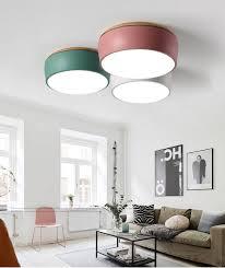 Modern Deckenlampe Nordic Kronleuchter Schlafzimmer