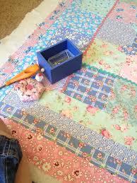 Me basting a quilt   Material Girls   Pinterest & Me basting a quilt Adamdwight.com