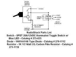 wiring diagram for toggle switch wiring image how to wire an ac illuminated rocker switch how auto wiring on wiring diagram for toggle