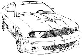 Camaro Coloring Pages - coloringsuite.com
