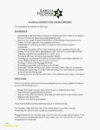 Kitchen Resume Skills Awesome Resume Template Samples Nanny Resume Adorable Nanny Resume Skills