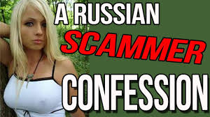 Russian woman scam or