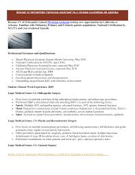 Cover Letter Doctor Resume Templates Medical Doctor Resume
