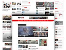 Usnews Multipurpose News Magazine And Blog Html5 Template