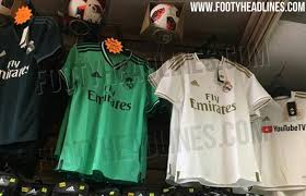 Dream league soccer real madrid kits logo url download. Real Madrid 19 20 Home Away Third Kits Leaked Release Dates Leaked Footy Headlines