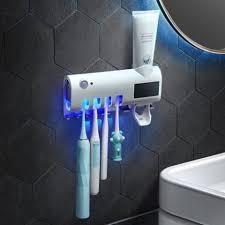<b>BRELONG YJ200 Smart UV</b> Toothbrush Sterilizer Holder Gearbest ...