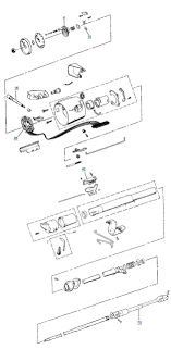 Mj anche steering column 4 wheel parts jeep wrangler tj steering diagram jeep cj5 steering diagram