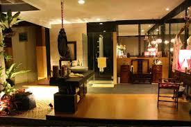 Oriental Living Room Furniture Oriental Living Room Black Chest Of Drawer Single Bed Black Wall